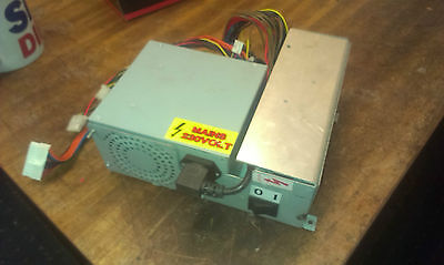 12V 5V Pc Style Power Supply Unit Psu With Case Coin Operated Machine Rear Main