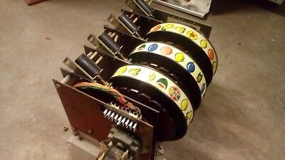 Mechanical Maygay Pik-A-Win Pick A Win Set Of Reels Complete Working