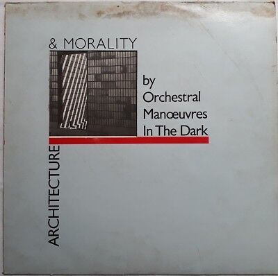 Orchestral Manoeuvres In The Dark-Architecture & Morality LP.1981 DINDISC DID12.