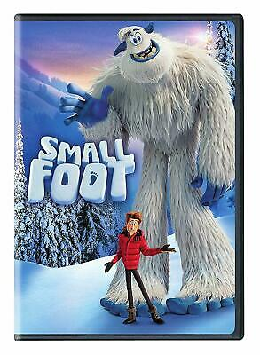 Small Foot DVD. Sealed with free delivery.