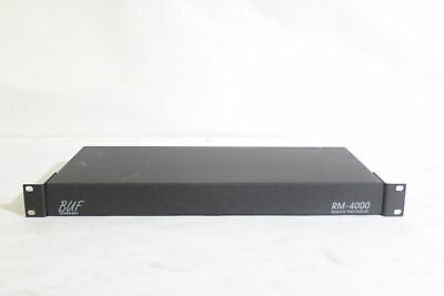 Buf Technology RM-4000 L Remote Processor