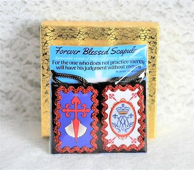 The Way of St. James Camino de Santiago Our Lady of the Pillar Brown Scapular