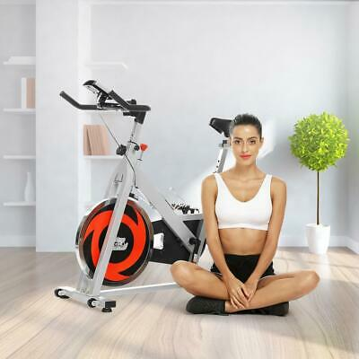 Sunny Health & Fitness Pro Bicycle Home Indoor Exercise Cycling Bike Trainer Gym