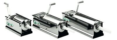 Manual Stainless Steel Sausage Filler 8 Litre