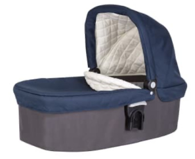 Graco EVO Carry Cot Navy Blue