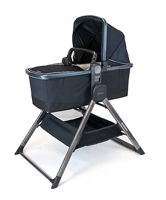 Diono Quantum2 Carrycot and Travel Stand Black Facet Birth to 9kg