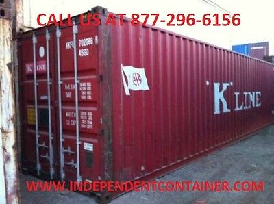 40' Cargo Container / Shipping Container / Storage Container in Boston, MA
