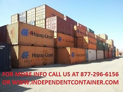 20' Cargo Container / Shipping Container / Storage Container in Seattle, WA