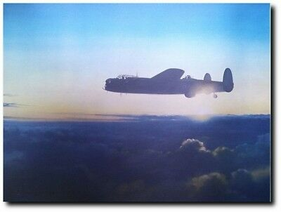 Avro Lancaster - Final Mission by John Young, RAF, WWII,Aviation