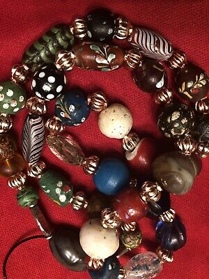 Ancient Sassanian, Beads
