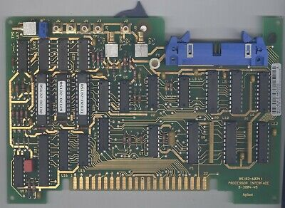 Agilent Hewlett Packard Processor Interface Board HP 8510C