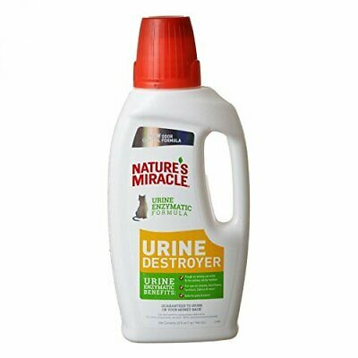 Nature's Miracle Just for Cats Urine Destroyer Intense Urine Stain &Odor Remover