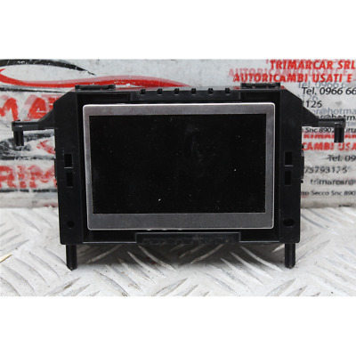 F1Ft-18B955-Gc Display Monitor Console Centrale Autoradio Ford Focus 3 Iii 2010