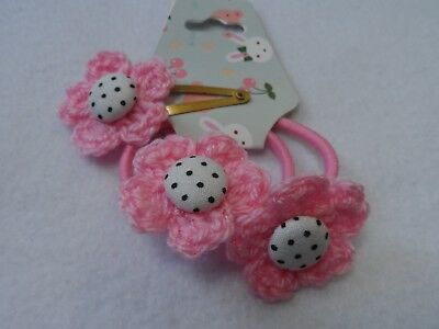 girls hair accessories hairbands/ bobbles/ ponio/ slides, clips ,bendies, flower