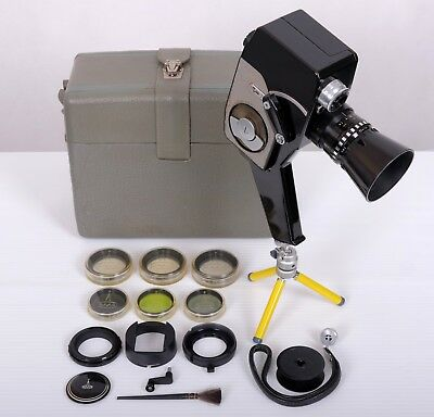 Lada 8mm Movie Camera