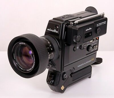 Minolta XL Sound 84 Camera Movie