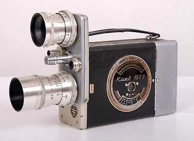 Kiev 16C 16mm Movie Camera