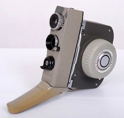 Sekonic Double 8mm Movie Camera