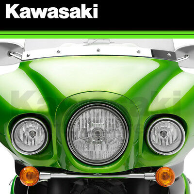 New 2011 - 2019 Genuine Kawasaki Vulcan 1700 Vaquero Auxiliary Driving Lights