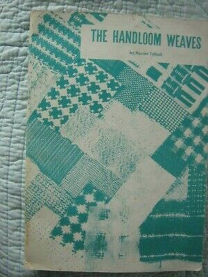 Harriet Tidball-The Handloom Weaves