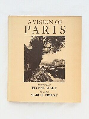 A Vision of Paris Photography Book