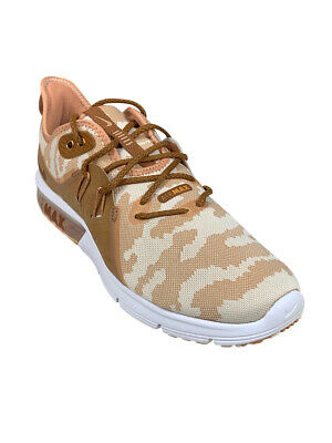 7c7c166ccbf19 Nike Air Max Sequent 3 PRM Camo Men s running shoes AR0251 200 multiple  sizes