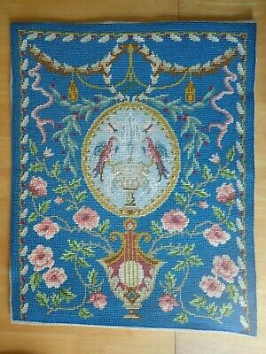 Antique Wool Tapestry