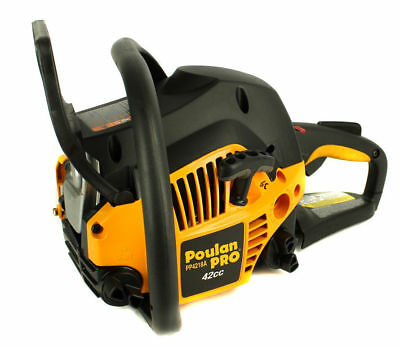 "Poulan Pro PP4218A 18"" 42CC Gas Powered 2 Cycle Chain Saw"