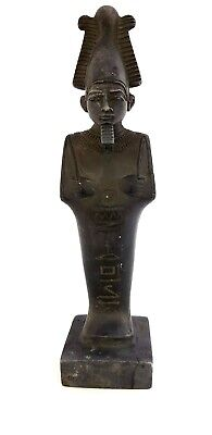 Rare Osiris Egyptian Ancient Statue Egypt God stone Antiques Rare Nephthys Isis