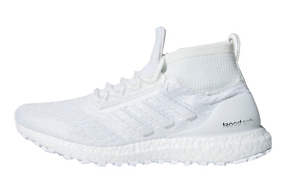 c85627ad937f7 Adidas Ultra Boost All Terrain Triple White Running BB6131 Men 13 Shoes  Sneakers