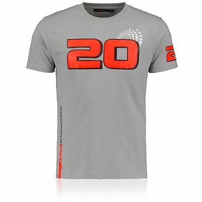 Team McLaren Formula F1 Grand Prix Kevin Magnussen 20 T-Shirt New