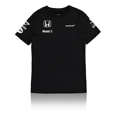 McLaren Honda Formula 1 Official Team Set-Up T-Shirt Grand Prix Asst Sizes NoTag