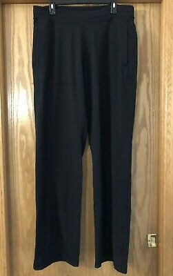 a5a6673e1b Mens Lululemon Kung Fu Pant Gym Yoga Sweatpants Lounge Athletic Black XL  Tall