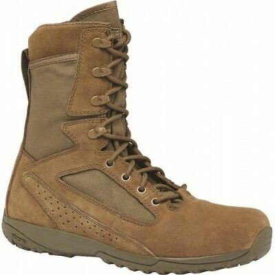 Belleville Tactical Research 115 Mini-Mil Transition Athletic Coyote Tan Boot