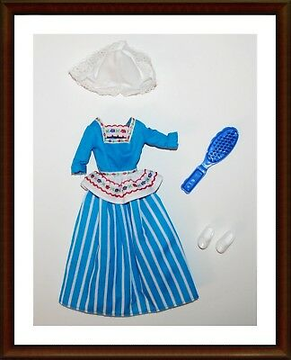 Beautiful  Barbie Clothes Lot/ Outfit -   Brand New OOB - Mattel -  Lot 107