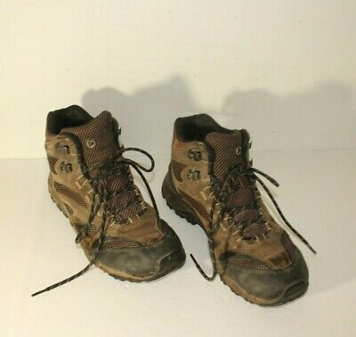 8e56daecb ITASCA AMAZON HIKING Boots Mens Size 9.5 Waterproof Lace Up Brown ...