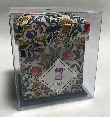 Liberty of London Victorian Sewing Box - Multi Floral