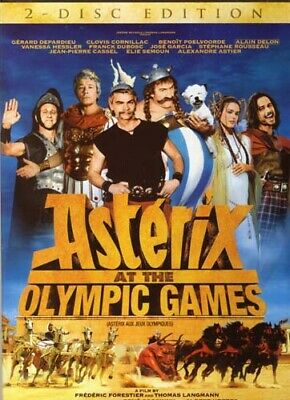 Asterix At The Olympic Games/asterix Aux Jeux Olympiques (2 - Disc Edition (Dvd)