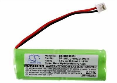 BP12RT 4.8V 300mAh NiMH Dog Collar Battery for DOGTRA Compatible List Within