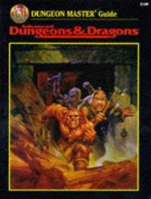 Advanced Dungeons and Dragons The Dungeon Master's Guide by Zeb Cook 1995 *NEW*