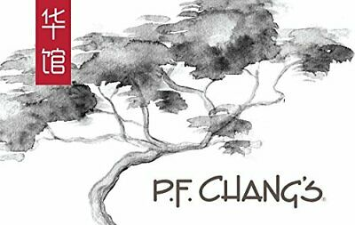 $25 PF Chang's Gift Card | PDF