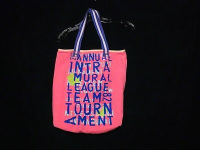 The Original Arizona Jeans Company Pink Hobo Book Bag 21st Annual Intra Mural