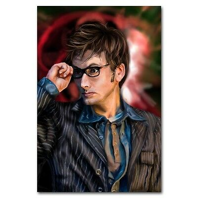 Doctor Who Hot TV Series Silk Poster Art Print 13x20 24x36inch 002