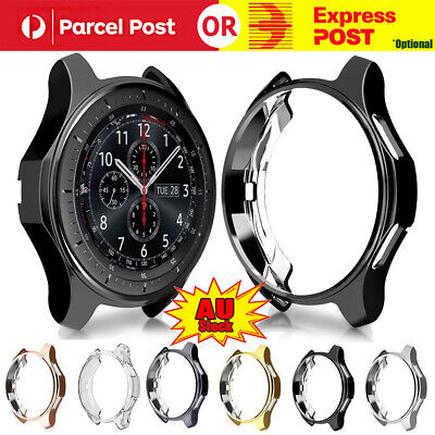 Ultra-thin TPU Plating Protection Case Cover For Samsung Galaxy Watch 46mm 42mm