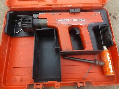 Hilti DX450 nail gun incl VAT and delivery