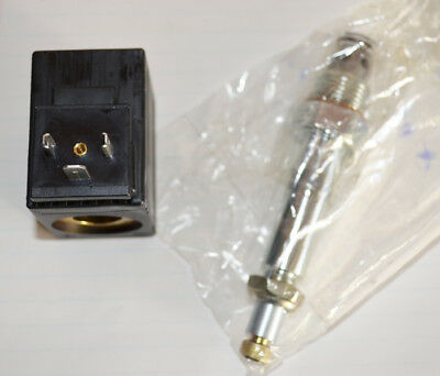 New Parker DSL101CTVUD024D Solenoid Cartridge Valve