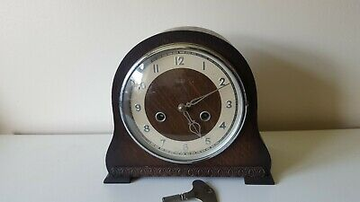 Smiths Of Enfield Mantle Clock