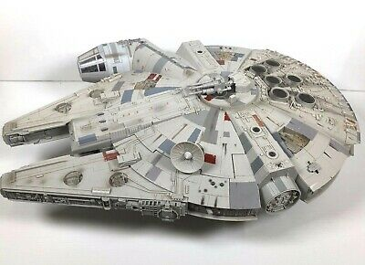 Star Wars THE LEGACY COLLECTION HUGE MILLENIUM FALCON LOOSE 60 x 23.2 x 66 CM