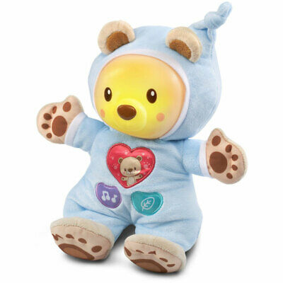 VTech Soft and Cuddly Sleepy Glow Bear Soothing Night Light