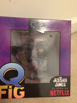 Loot Crate Exclusive Investigate Q-Fig Marvel Jessica Jones